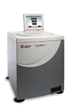 Avanti: high-throughput ultracentrifugation