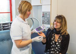 Wireless blood glucose system enhances safety at Dorset County Hospital