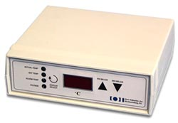 Programmable thermoelectric temperature controller