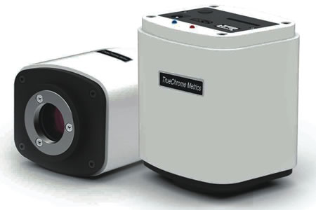 Self-contained measurement camera