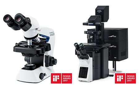 Awards recognise smart microscope design