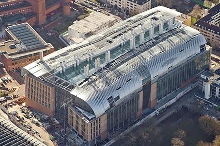 Refrigeration technology at the Francis Crick Institute
