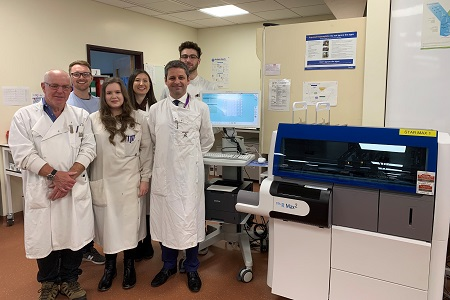 Welsh laboratories upgrade haemostasis analyser systems