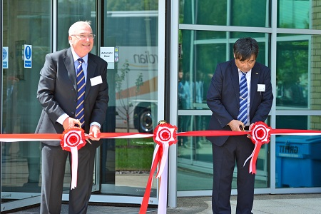 New Cambridge OGT site officially opened