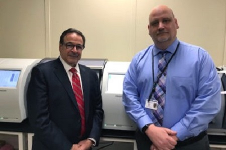 Ground-breaking digital pathology services