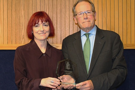 Pathology in Practice editor awarded IBMS Life Membership